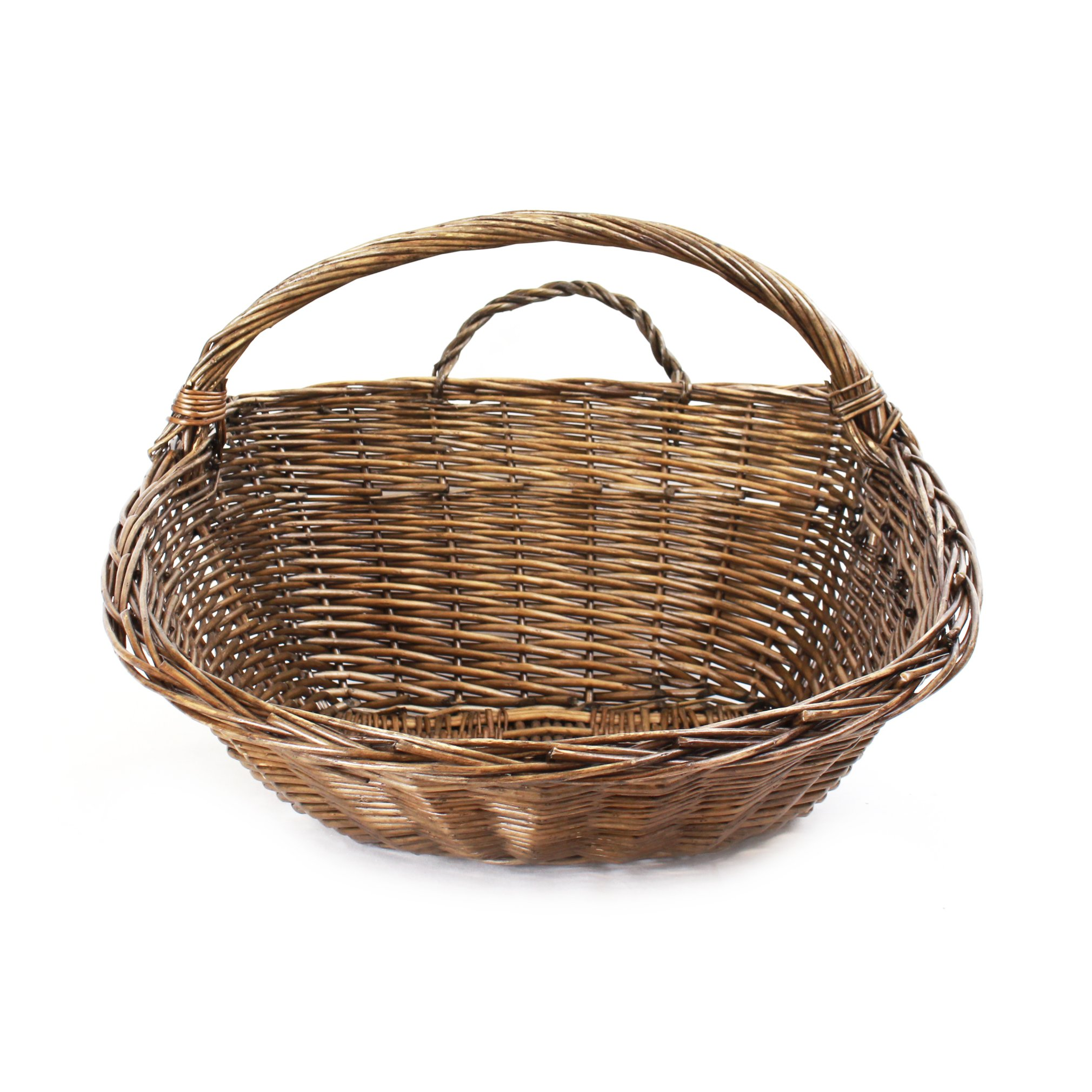 "Scoop Basket 24"" x 19"" x 9.5"" front"