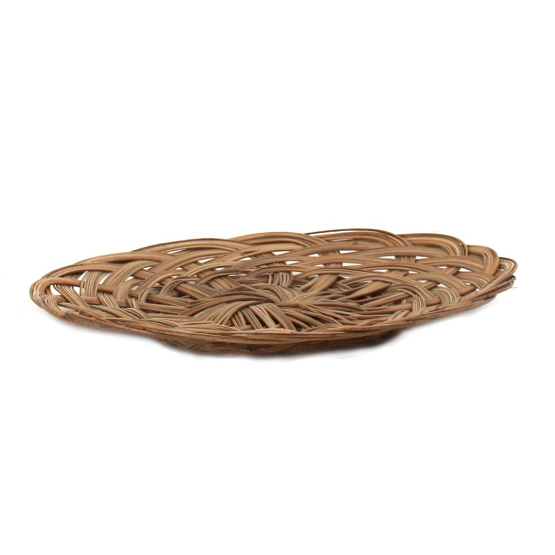 Round Coco Midrib Trays big