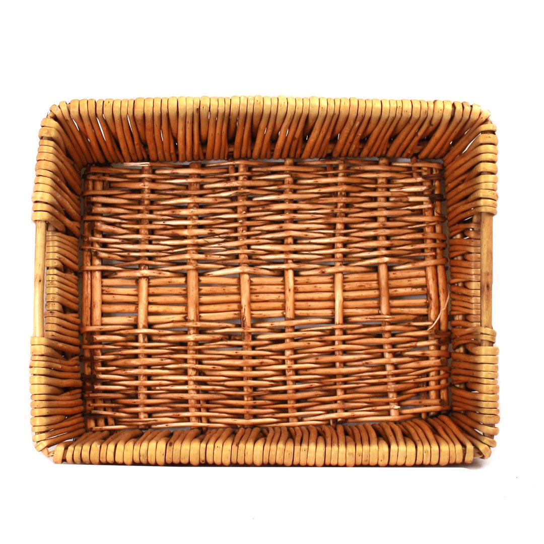 Rectangular Baskets With Handles top