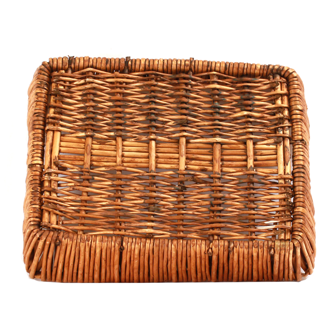 Rectangular Baskets With Handles bottom