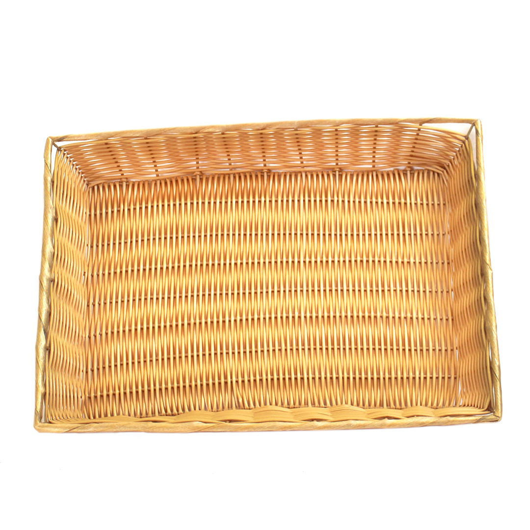 Rectangular Plastic Basket