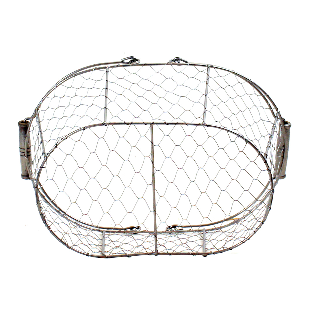 Oval Wire Baskets