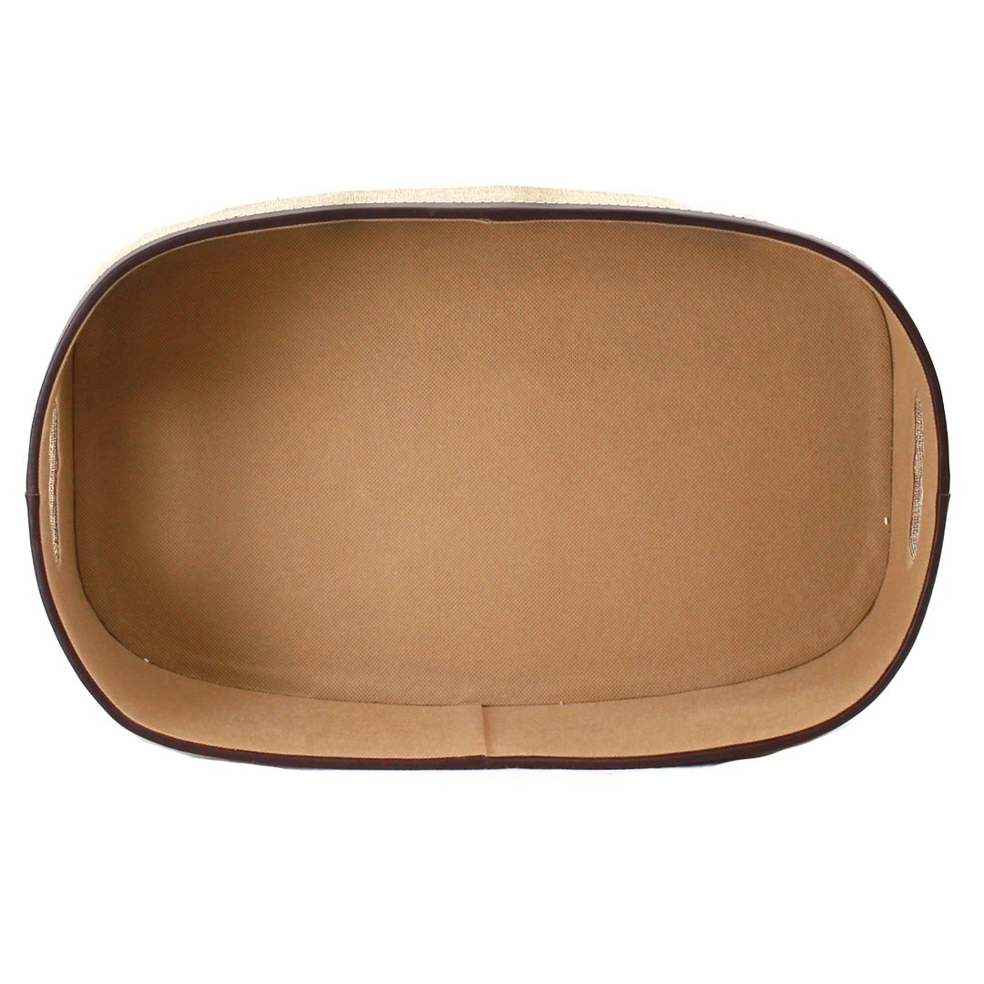 Oval Fabric Tray
