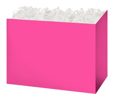 Gift Basket Boxes Fuschia