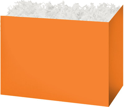 "Small Box Orange  6¾"" x 4"" x 5"""