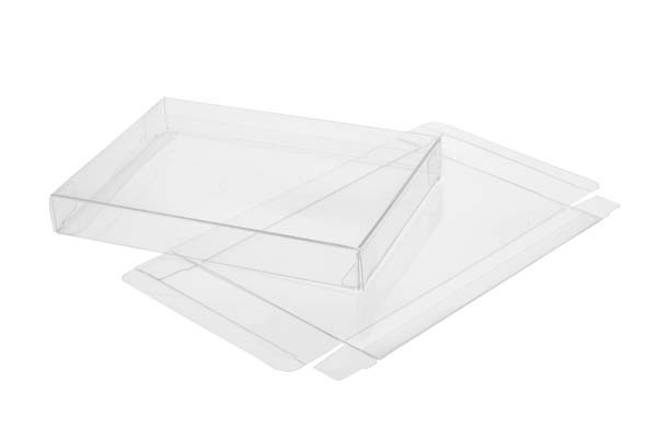 "FoodSafe Clear Box 3 3/4"" x 1"" x 5 3/16"" Pqt./25"