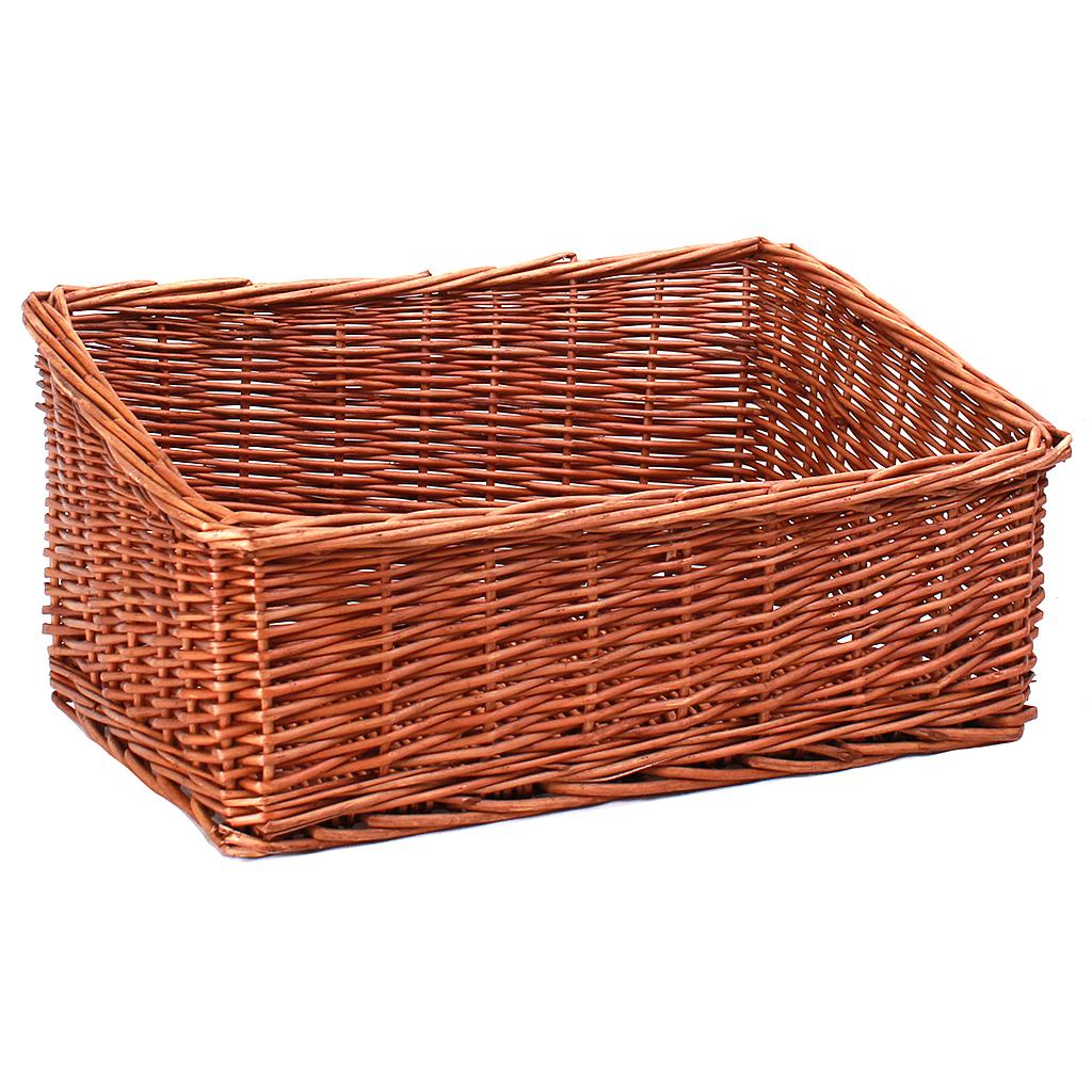 "Rectangular  Basket 19"" x 13"" x 6"" (9"")"