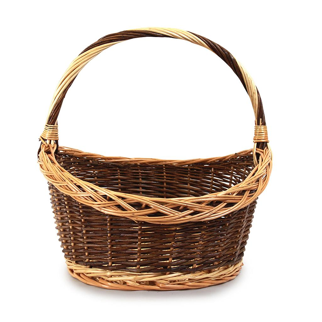Buy Oval Baskets With Handle 549 Series Online