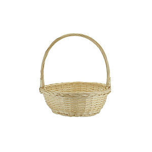 Buy wholesale easter baskets containers almacltd round baskets with handle negle Gallery