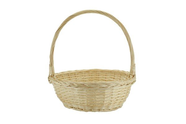 Round Baskets With Handle