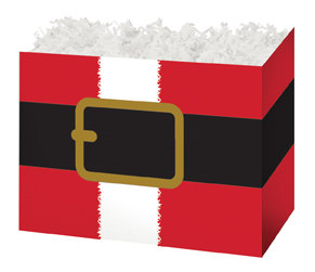 Gift Basket Boxes Santa's Belt