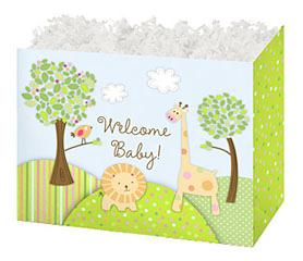Gift Basket Boxes Welcome Baby