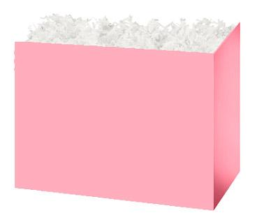 Gift Basket Boxes Baby Pink