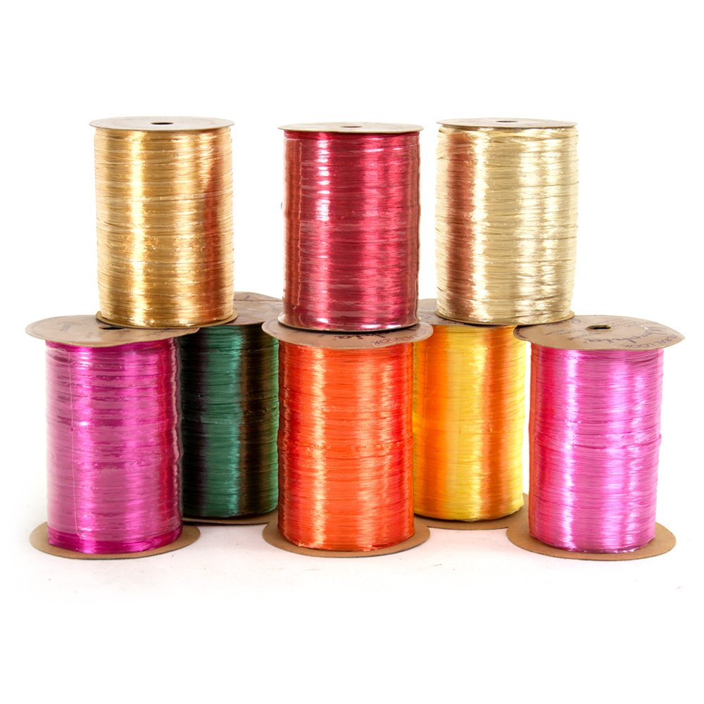 Pearlized Raffia - 100 Yards