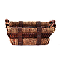 Rectangular Baskets With Handle front