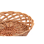 Round Lacquered Bread Baskets close