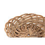 "Round Bread Basket 10"" x 2"" close"
