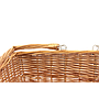 "Market Basket With Handles 16"" x 11"" x 8"" close"