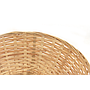 Round Bamboo Bread Baskets close