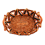 Oval Baskets -Tone With Handles top