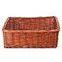 "Rectangular  Basket 19"" x 13"" x 6"" (9"") front"