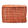 "Rectangular  Basket 19"" x 13"" x 6"" (9"") bottom"