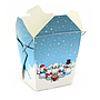 Medium Pail Snowman Family Pack of 25