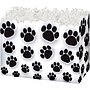 Gift Basket Boxes Paw Prints