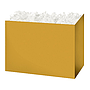 Gift Basket Boxes Gold