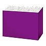 Gift Basket Boxes Purple